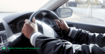 Driver Road Safety Training plus Customer Service Training