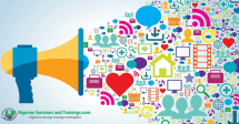 Social Media Marketing for The Digital