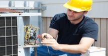 Air Conditioning Equipment, System Repairs and Maintenance Workshop