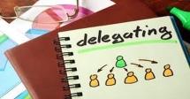 Delegation Skills for Managers