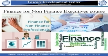 Finance for Non Finance Executives Course