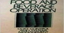 Training  on Cost and Control for Food and Beverage Operations