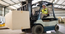 Forklift Truck Safety Handling and Proficiency in Production