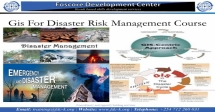 GIS Application in Disaster Risk Reduction Course