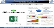 Grant Management using Quickbooks Course
