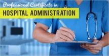 Training on Hospital Administration Management