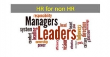 HR for Non-HR Professionals Training