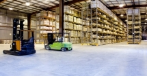 Warehouse Management:  Strategy, Implementation and Control