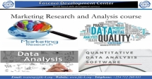 Marketing Research and Analysis Course