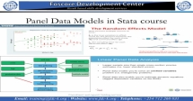 Panel Data Models in STATA Course