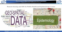 Remote Sensing and GIS for Public Health and Epidemiology Course
