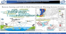 Remote Sensing and GIS in Multi Hazard Early Warning Systems Course