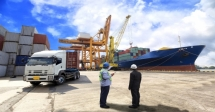 Shipping and Logistics Supply Chain Management