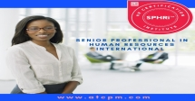 Advanced Human Resource Management (SPHRI) Certification Course