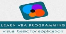 Training on Introduction to VBA Programming