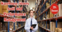 Warehouse /Stores Audit and Performance Management