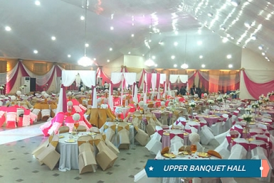 Upper Banquet Hall