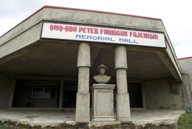 Fariogun Memorial Hall