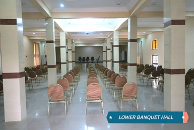 Lower Banquet Hall