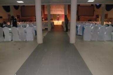 Mercy hall